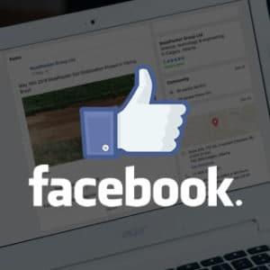 Como nós no Facebook